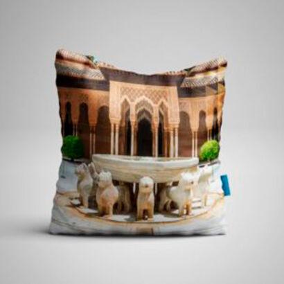 cojin-alhambra-patio-leones-granada