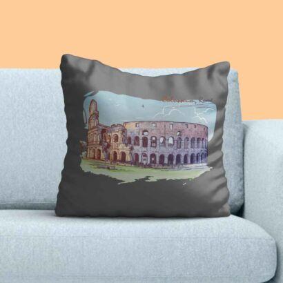 Cojin Coliseo Romano Italia
