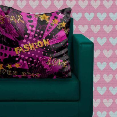Cojín Enamorado Fashion Love