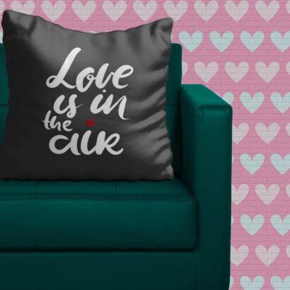 Cojín Frases Amor En El Aire