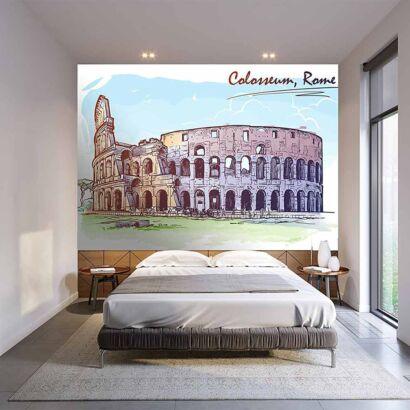 Papel Pintado Coliseo Roma