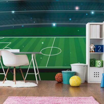 Papel Pintado Estadio Fútbol