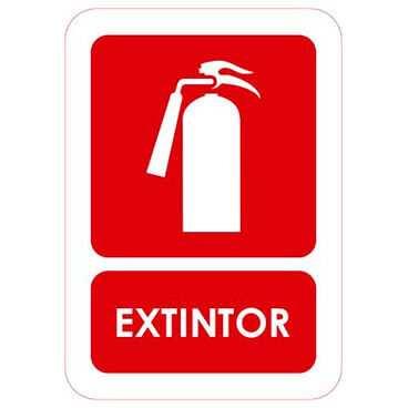 Señaletica Extintor