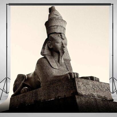 Fondo Fotográfico Arte Esfinge Egipcia