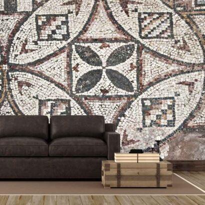 Fotomural Azulejos Mosaico