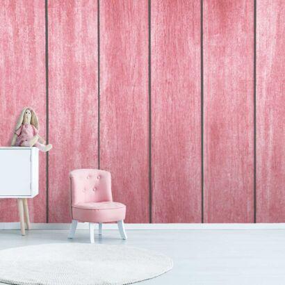 fotomural-madera-rosa-imitacion-dormitorio