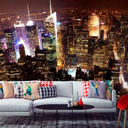 Fotomural Manhattan de Noche