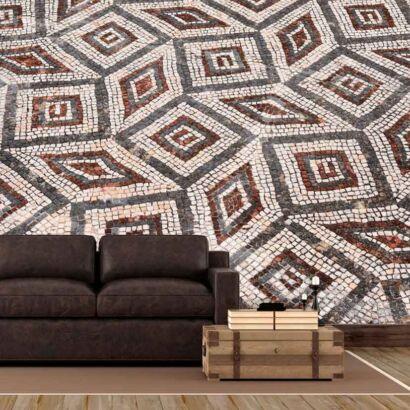 Fotomural Mosaico Abstracto