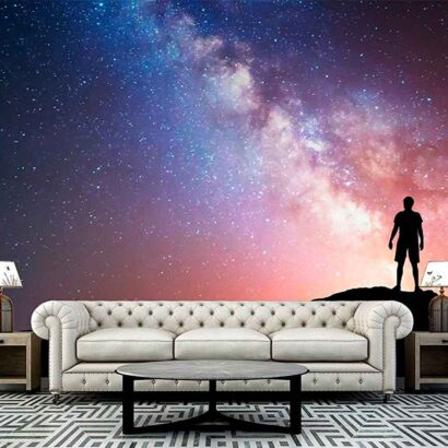 Papel Pintado Noche Estrellada