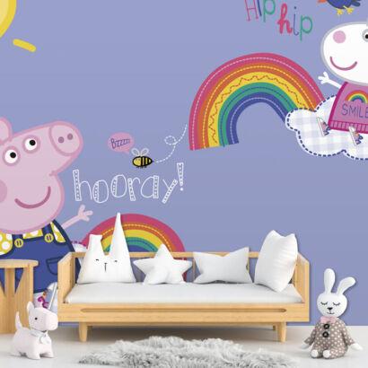 Fotomural Peppa Pig y Susi