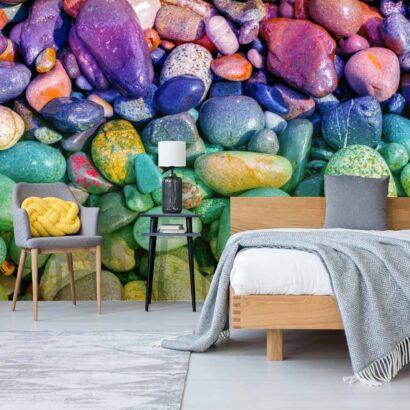 fotomural-piedras-arcoiris-dormitorio