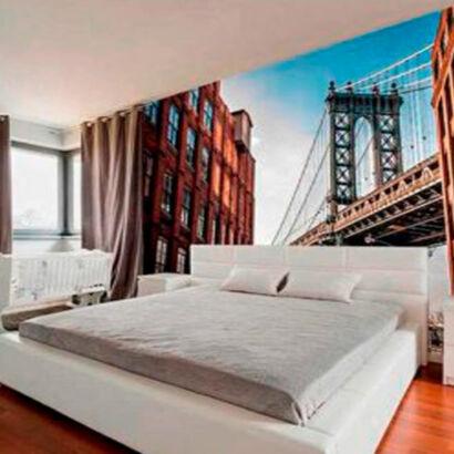 fotomural-puente-nueva-york
