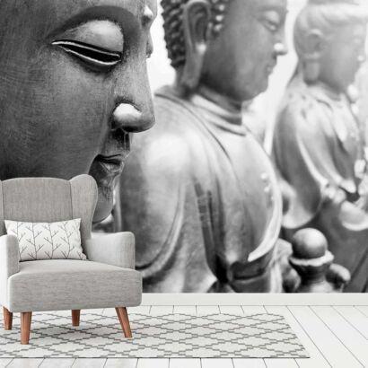 Fotomural Vinilo Zen Budas
