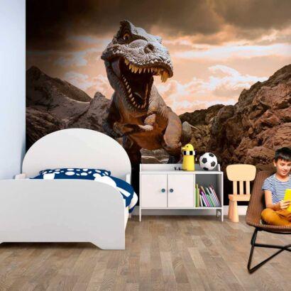 fotomural vinilo infantil dinosaurio