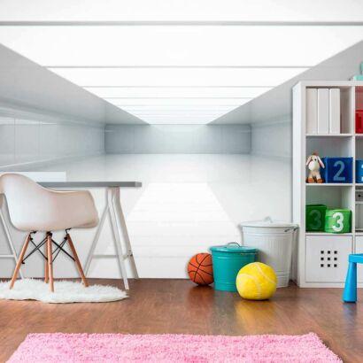 Fotomural Vinilo Infantil Habitacion Futurista