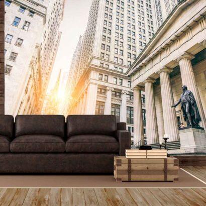Fotomural Wall Street Atardecer