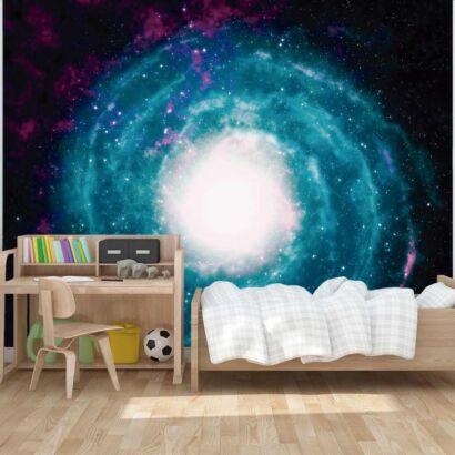 Papel Pintado Galaxia Espiral