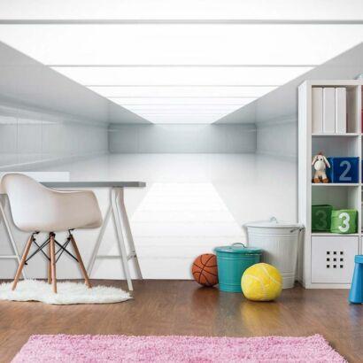 Papel Pintado Habitación Futurista