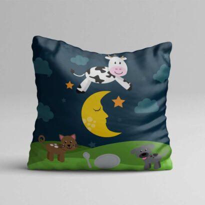 Cojin Infantil Animales Noche