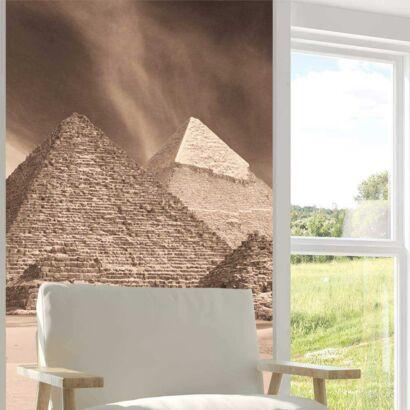 Papel Pintado Pirámides Egipcias