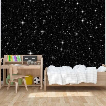 Papel Pintado Noche Estrellas