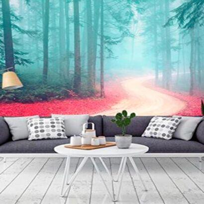 papel-pintado-bosque-fantasia