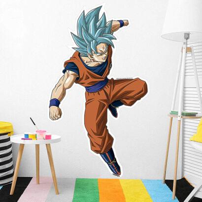d Dragon Ball Z Goku Super Saiyan Blue