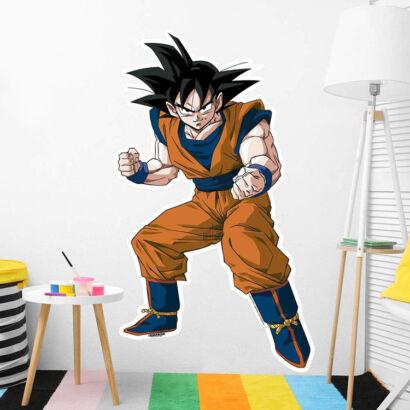 Pegatina pared Dragon Ball Z Goku