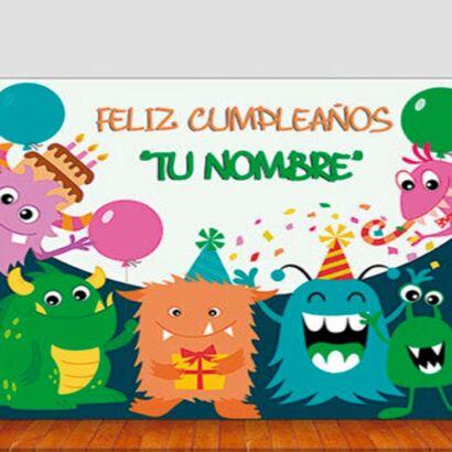 photocall-fiesta-feliz-cumpleaños-monstruos