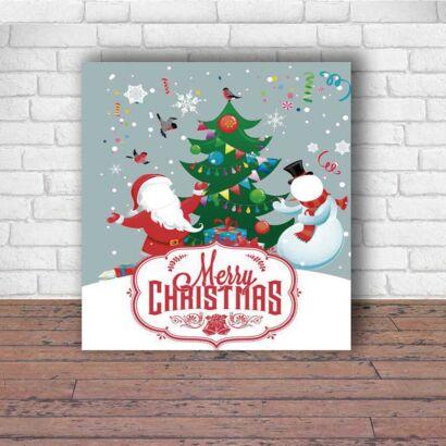Photocall Navidad Merry Christmas