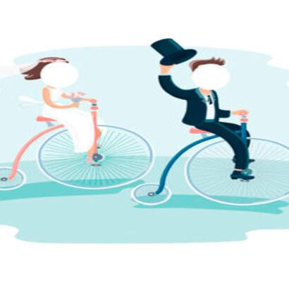 photocall-novios-monociclos