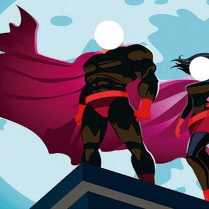 photocall-superheroes
