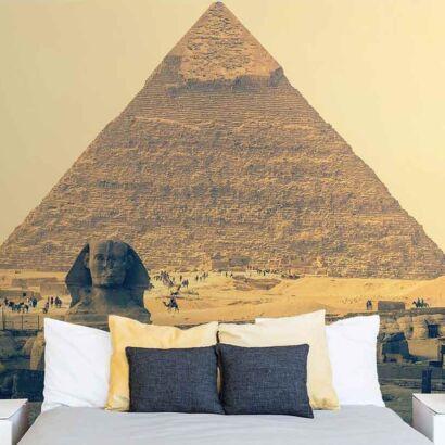 Papel Pintado Pirámide Egipto