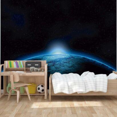 Papel Pintado Planeta Espacial