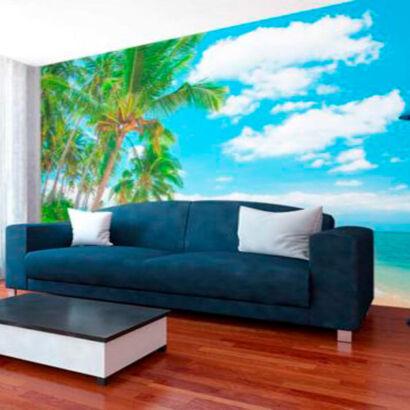 fotomural-playa-del-caribe