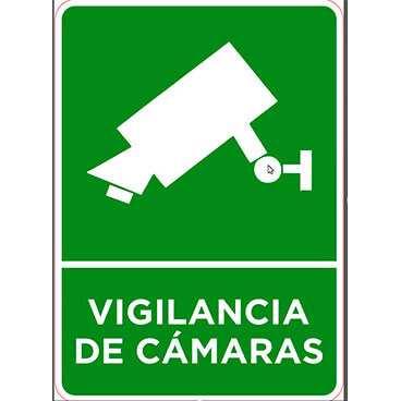 Señaletica Videovigilancia Camaras