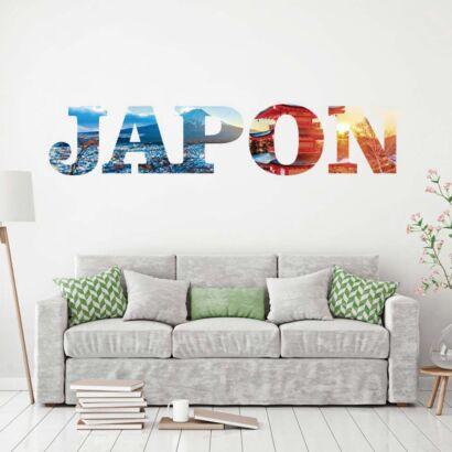 Vinilo Decorativo Ciudades Japón 2