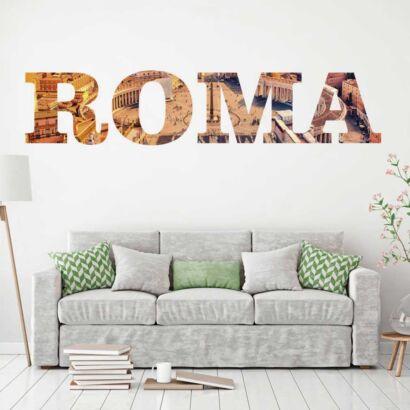 Vinilo Decorativo Ciudades Roma