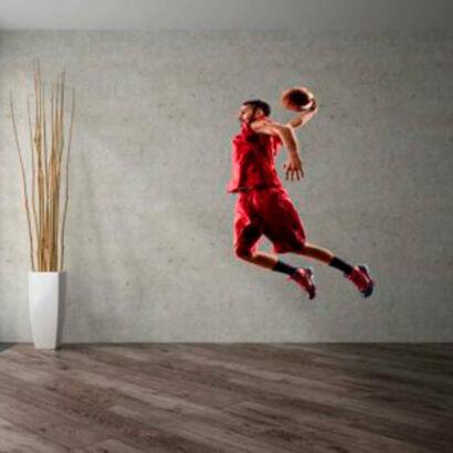 vinilo-decorativo-jugador-de-baloncesto