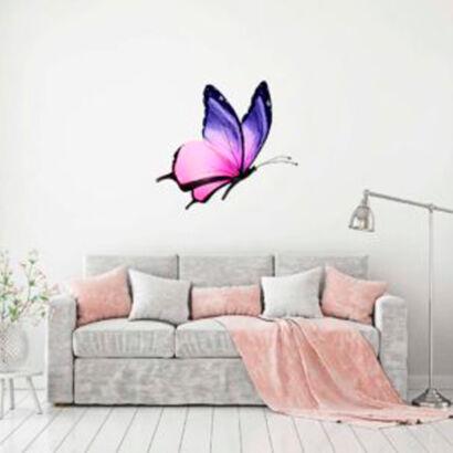 vinilo-decorativo-mariposa-rosa