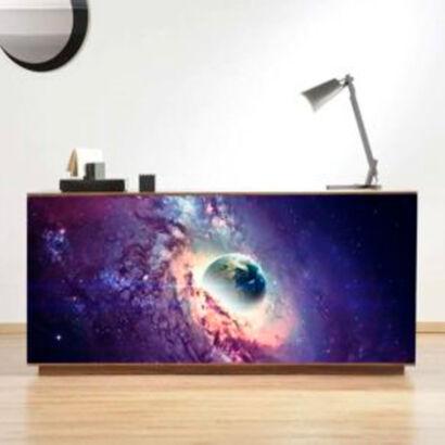 vinilo-decorativo-mueble-galaxia