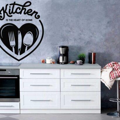 Vinilo Frases Kitchen Home