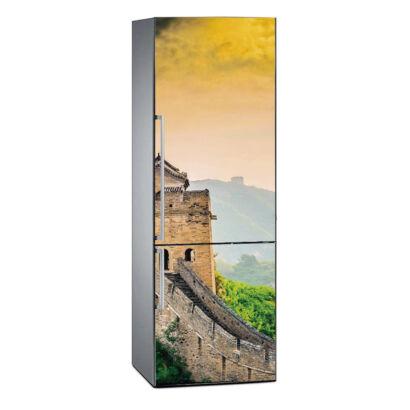Vinilo Frigorífico Gran Muralla China 2