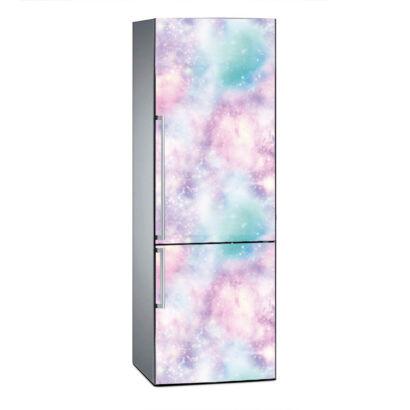 vinilo-frigorifico-rosa-abstracto-vinilo