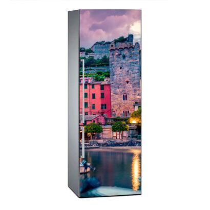 vinilo-frigorifico-torre-antigua-vinilo