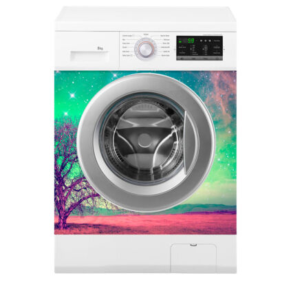 vinilo-lavadora-atardecer-estrellado-montaje