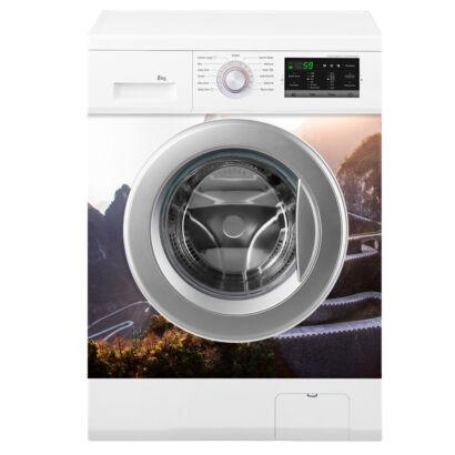 vinilo-lavadora-carretera-curvada-montaje