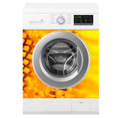 vinilo-lavadora-girasol-amarillo-montaje