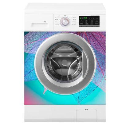 vinilo-lavadora-hojas-transparentes-montaje
