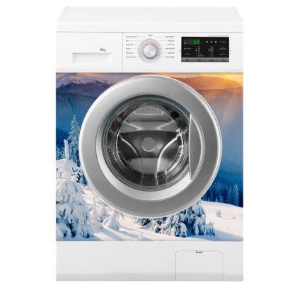 vinilo-lavadora-pinos-nevados-montaje